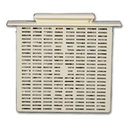Picture of CA90 UNSCENTED FILTER CARTRIDGE - BEIGE