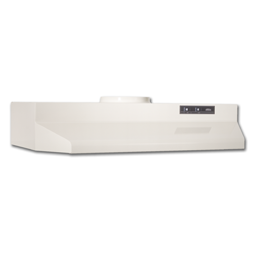 "Picture of BROAN® 30"" ROUND DUCTED RANGEHOOD - BISQUE"