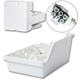 Picture of GE/HOTPOINT ICE MAKER KIT - IM4D - FITS MODELS 2014 AND NEWER