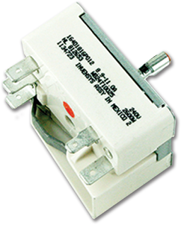 """Picture of 8"""" BURNER SWITCH FOR GE WB24T10025"""