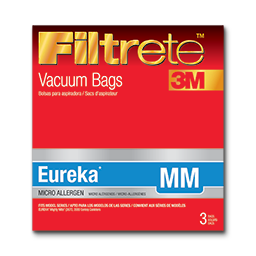 Picture of EUREKA FILTRETE MM-STYLE VACUUM CLEANER BAGS - 3/PK
