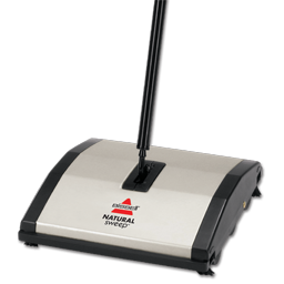 Picture of BISSELL NATURAL CARPET SWEEPER - STAINLESS STEEL