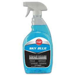 Picture of SKY BLUE WINDOW CLEANER - 32 OZ. RTU