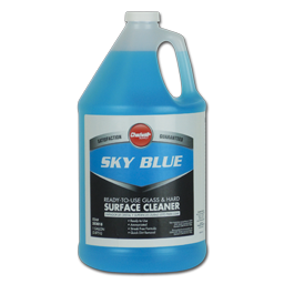 Picture of SKY BLUE WINDOW CLEANER - GALLON