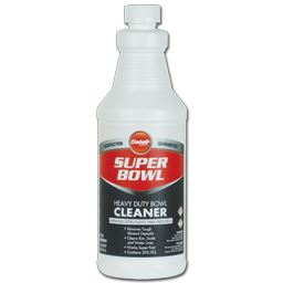 Picture of SUPER BOWL HEAVY DUTY BOWL CLEANER - 32 OZ.
