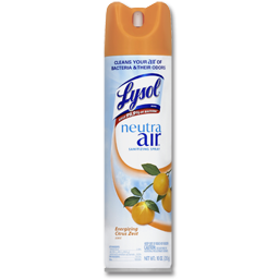 Picture of LYSOL NEUTRA AIR SANITIZING SPRAY 10 OZ ENERGIZING CITRUS ZEST