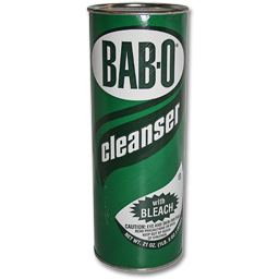 Picture of BAB-O CLEANSER - 21 OZ.