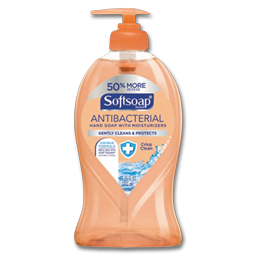 Picture of SOFTSOAP® ANTIBACTERIAL HAND SOAP CRISP CLEAN - 11.25 OZ