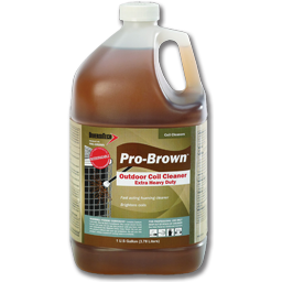 Picture of PRO-BROWN COIL CLEANER - SUPER HIGH FOAMING