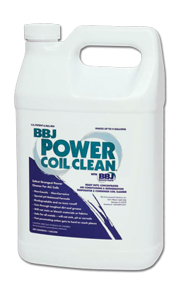 Picture of ENVIRONMENTALLY SAFE COIL CLEANER - NEUTRAL PH