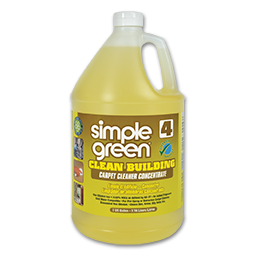 Picture of SIMPLE GREEN CLEAN BUILDING- CARPET CLEANER CONCENTRATE
