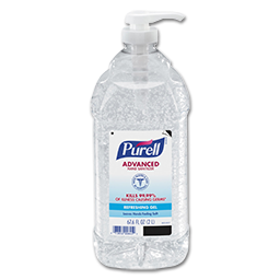 Picture of PURELL HAND SANITIZER- 2 L BOTTLE