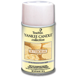 Picture of YANKEE CANDLE- BUTTERCREAM METERED MIST