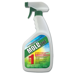 MOLDSTAT™ STEP 1- MOLD AND MILDEW CLEANER - 32 OZ
