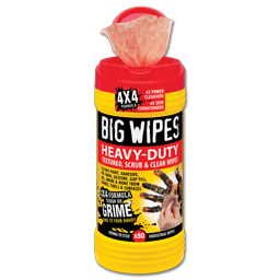 Picture of BIG WIPES HEAVY-DUTY - 80CT