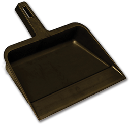 "Picture of 12"" DUST PAN"