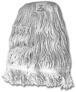 Picture of #24 HEAVY DUTY LOOP-END COTTON MOP HEAD