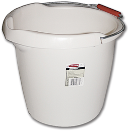 Picture of HEAVY DUTY BUCKET WITH POUR SPOUT - 15 QT.