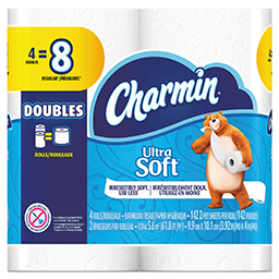 Picture of ULTRA CHARMIN BATH TISSUE - 48/CS