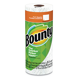 Picture of BOUNTY PAPER TOWELS - 30/CS