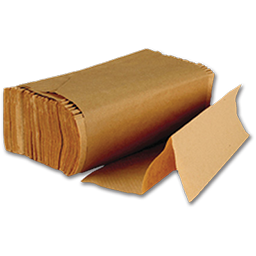 Picture of MULTI-FOLD NATURAL PAPER TOWELS - 4000/CS