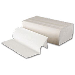 Picture of PNL8200 MULTI-FOLD WHITE HAND TOWELS - 4000/CS
