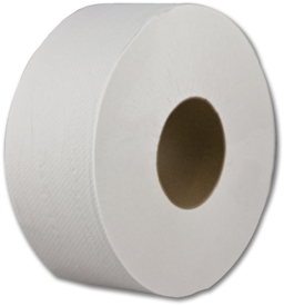 Picture of JUMBO BATH TISSUE ROLL- 12/CS
