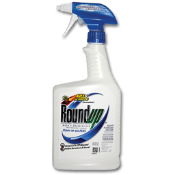 Picture of WSL - ROUND UP WEED KILLER READY-TO-USE - 30 OZ.