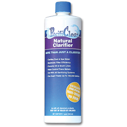 Picture of WSL - PACIFICLEAR NATURAL POOL CLARIFIER- QUART