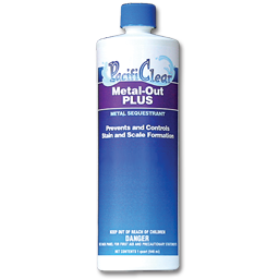 Picture of PACIFICLEAR POOL METAL-OUT PLUS - QUART