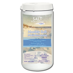 Picture of ULTIMA SALT SOLUTIONS MONTHLY SALT MAINTENANCE - 7 LBS