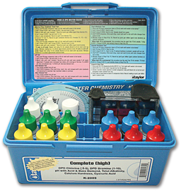 Picture of TAYLOR COMPLETE TEST KIT - K-2005