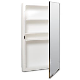 "Picture of 16"" X 26"" RECESSED MIRROR MEDICINE CABINET"