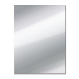 "Picture of 30"" X 30"" POLISHED EDGE MIRROR"