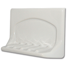 Picture of CERAMIC BATH SOAP HOLDER