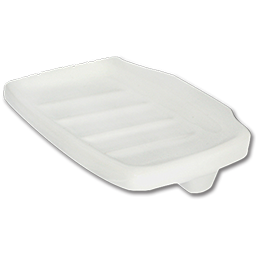 Picture of CERAMIC LAVATORY SOAP DISH CLIP-ON