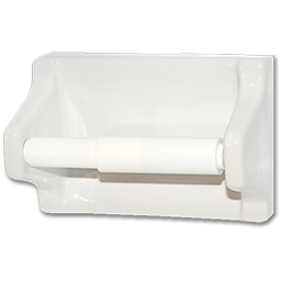 Picture of CERAMIC TOILET TISSUE HOLDER CLIP-ON