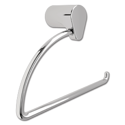 Picture of MOEN EDGESTONE EUROPEAN TOILET PAPER HOLDER - CHROME