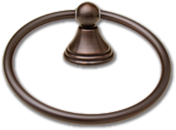 Picture of TOWEL RING - OIL RUBBED BRONZE