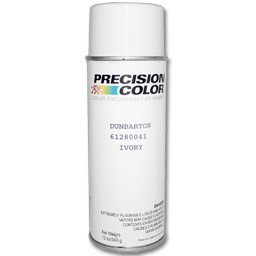 Picture of IVORY BIFOLD SPRAY PAINT