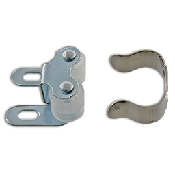 Picture of DOUBLE ROLLER CABINET CATCH - 5/PK
