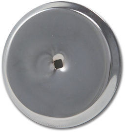 Picture of CHROME BACKPLATE FOR CABINET KNOBS - 5/PK