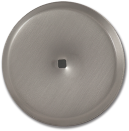 Picture of SATIN NICKEL BACKPLATE FOR CABINET KNOBS - 5/PK