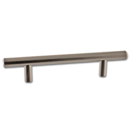 Picture of DECORATIVE CABINET PULL - SATIN NICKEL 156MM 6""