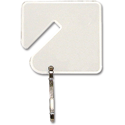 Picture of SQUARE KEY TAGS - 20/PK