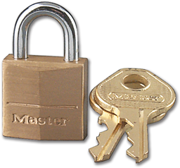 Picture of #120KA MASTER PADLOCK - KEYED ALIKE