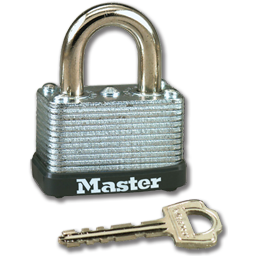 Picture of #22KA MASTER PADLOCK - KEYED ALIKE
