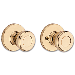 Picture of KWIKSET TYLO PASSAGE - POLISHED BRASS