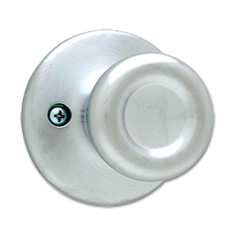 Picture of KWIKSET TYLO DUMMY KNOB SATIN CHROME