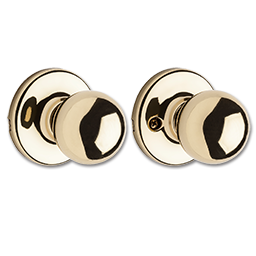 Picture of KWIKSET POLO PASSAGE - POLISHED BRASS